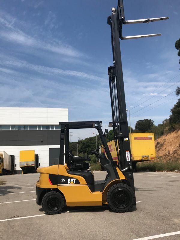Carretilla elevadora-cat-lift trucks